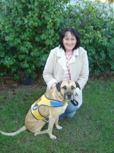 Meet Raison – an amazing Service Dog