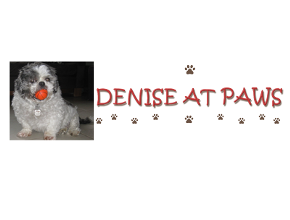 Denise at Paws