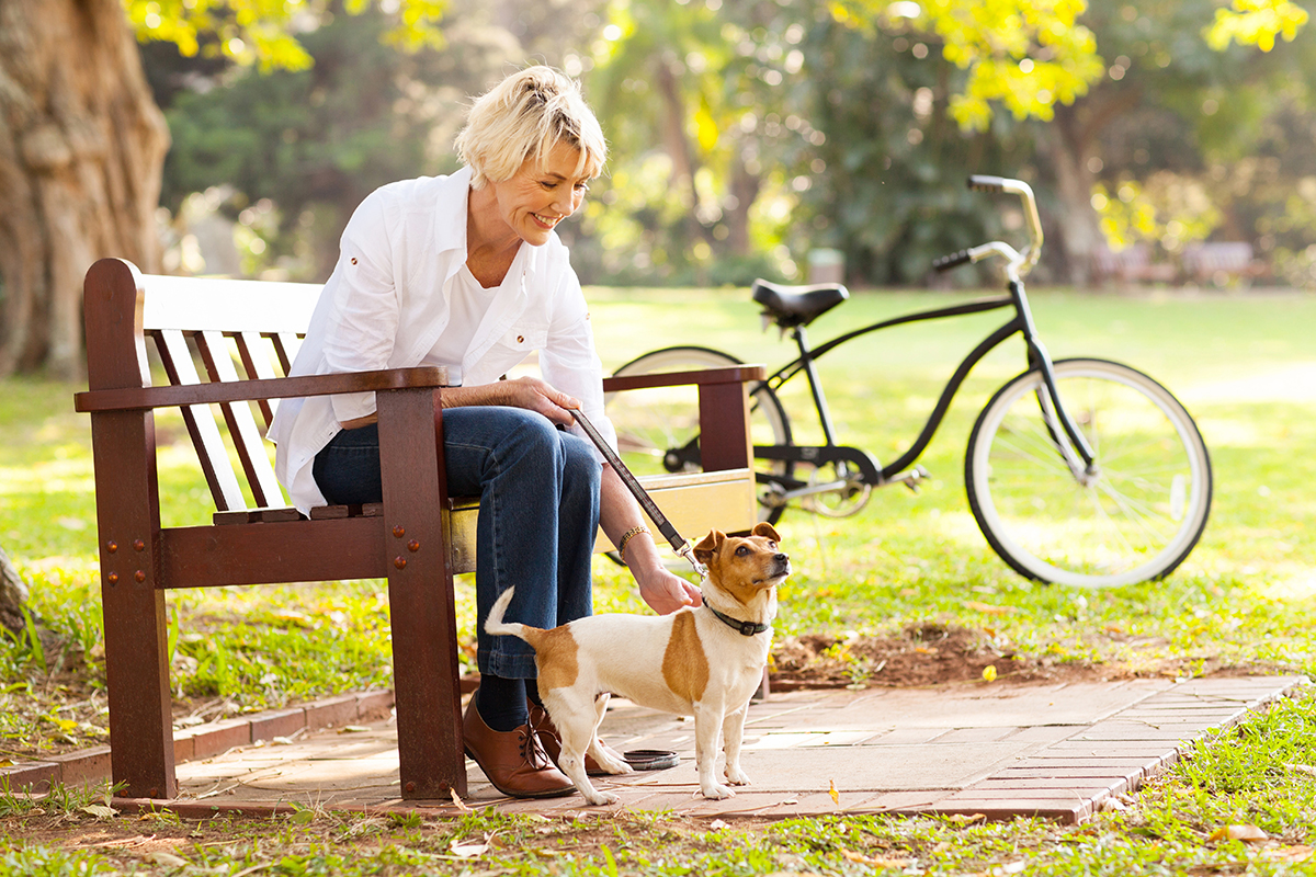 Petsecure - The Benefits of Owning a Pet for Older People